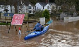 Flooded Britain: a new normal?