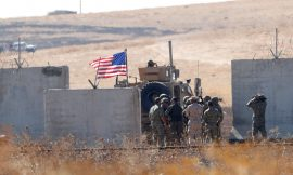 On the frontline as US troops leave northern Syria