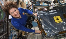 Exotic fifth state of matter made on the International Space Station