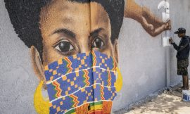 FROM THE FIELD: Painting the post-pandemic world in Senegal