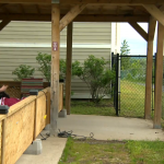 Outdoor visits underway at New Brunswick long-term care facilities
