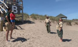 Parlee Beach steps up beach security to encourage physical distancing