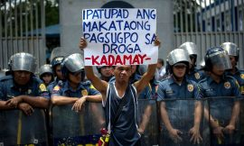 Philippines drug campaign directive seen as 'permission to kill': UN rights office