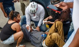 Social Media Fears About Lack Of Coverage For Protest Injuries May Be Overblown