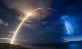 SpaceX launches 58 Starlink satellites and 3 Planet SkySats, nails rocket landing