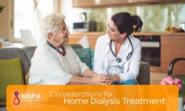Special Considerations for Patients on Home Dialysis
