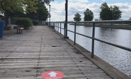Ste-Anne-de-Bellevue boardwalk to reopen after being shut down for months due to COVID-19