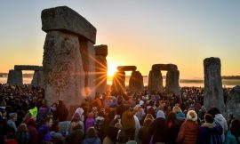 Summer solstice sunrise to be streamed live from Stonehenge amid pandemic