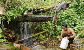 The need for conservation of natural springs in drying climate