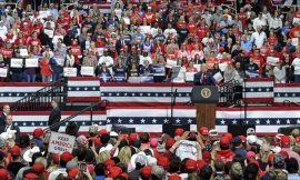 Trump rally amid COVID-19 a 'dangerous move,' experts say