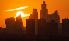 UK could see 40°C days every few years by 2100 as climate warms