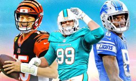 We re-drafted the NFL from scratch: Mahomes in Cincy, Rodgers in Vegas, more