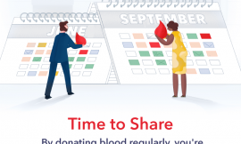 """World Blood Donor Day June 14, 2019: """"By donating blood, you can save…"""