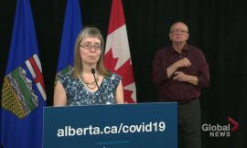 Alberta health officials to update province's coronavirus situation Thursday afternoon