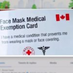 Coronavirus: Phony medical face mask exemption cards confound Ontario and Toronto officials