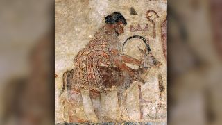 Foreign dynasty's rise to power in ancient Egypt was an inside job