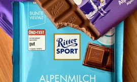 Germany's Ritter Sport wins square chocolate court battle