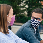 'I'm going to bring hand sanitizer': What it's like dating during the pandemic