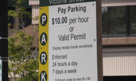 'It's disgusting,' Ford not impressed with visitor parking rates in Barrie, Ont.