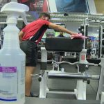 Temperature checks, masks, small classes: How gyms are reopening in Ontario