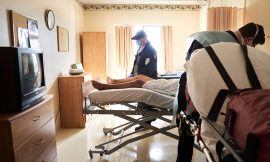 The Crisis in Nursing Home Care Exposed by the COVID-19 Pandemic