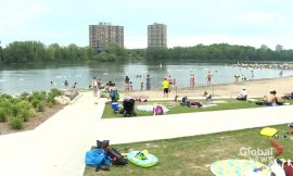 Verdun beach officially opens for the season with COVID-19 restrictions