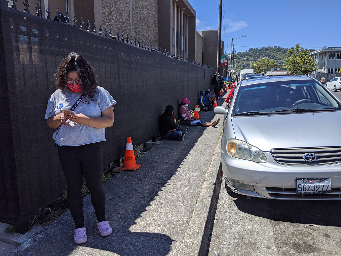 In Health-Conscious Marin County, Virus Runs Rampant Among 'Essential' Latino Workers