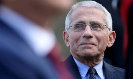Dr. Fauci Says COVID Vaccine Trials Could End Early If Results Are Overwhelming