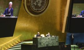 New General Assembly underscores 'necessity of multilateralism'