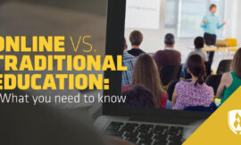 One School, Two Choices: A Study in Classroom vs. Distance Learning