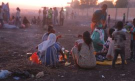 Heartbreaking stories from refugees fleeing Ethiopia violence