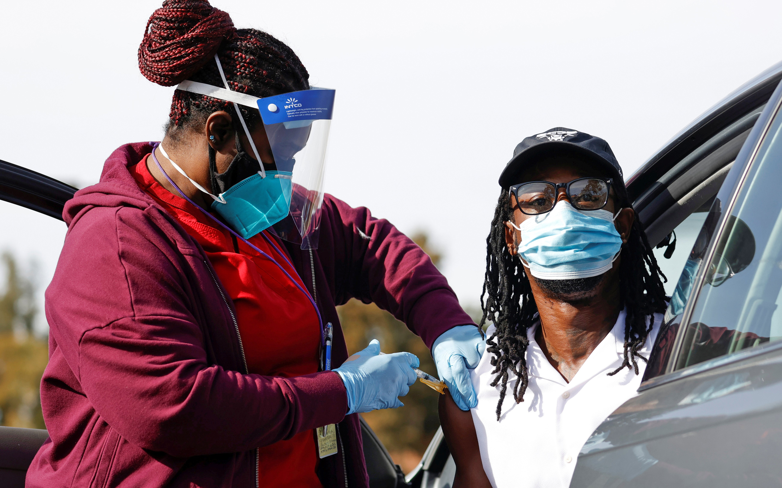 Black Americans Are Getting Vaccinated at Lower Rates Than White Americans