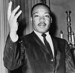 Martin Luther King Jr.: The iconic civil rights leader