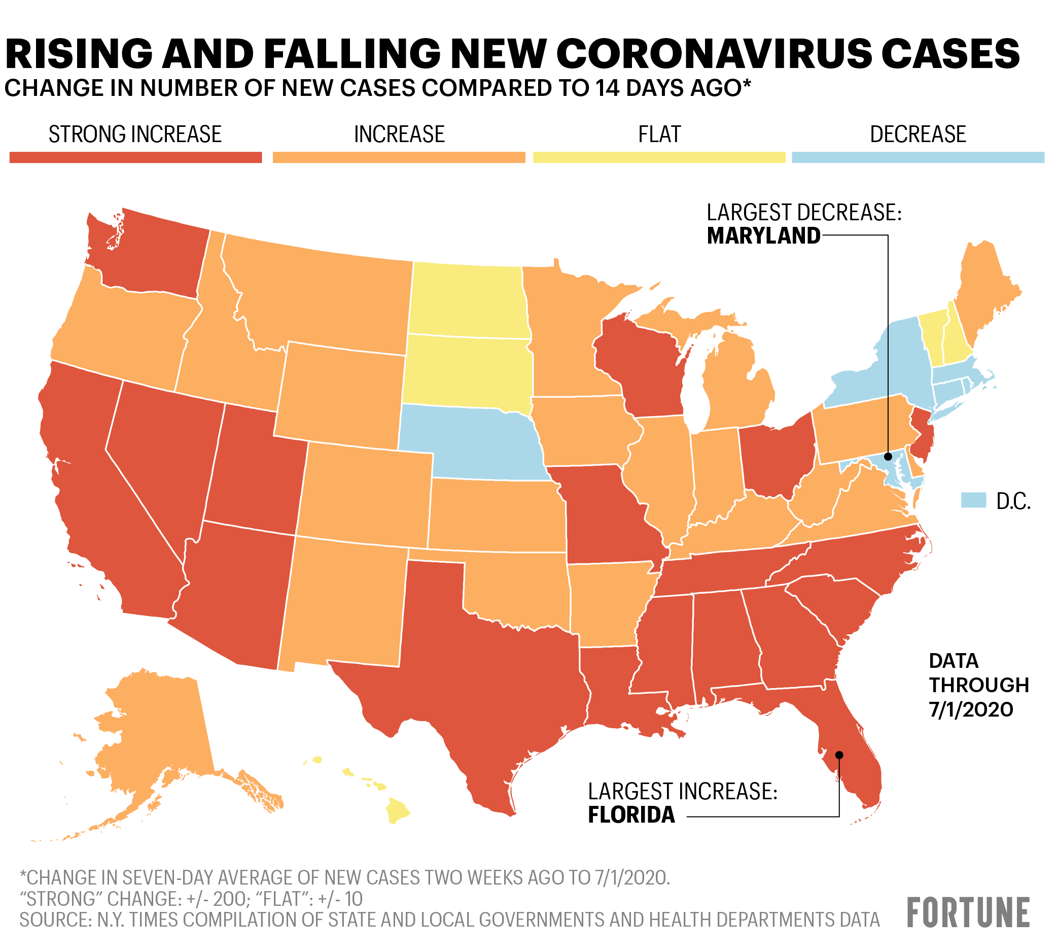State-by-state data on COVID-19 vaccinations in the United States