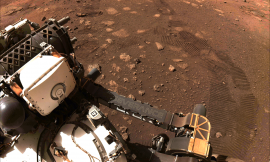 Perseverance's first month on Mars has yielded new sights and sounds