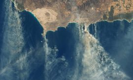 Recent Australian wildfires led to record atmospheric pollution