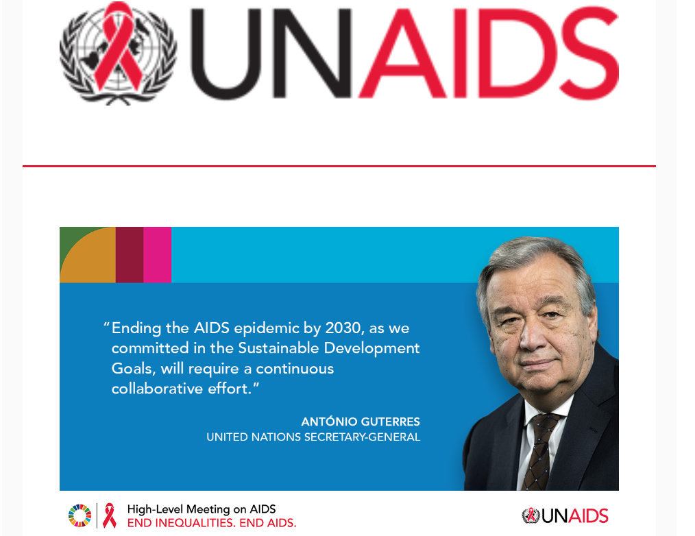 Address inequalities to end AIDS by 2030, UN chief says in new report