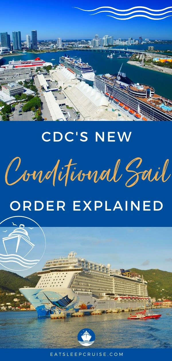 CDC Issues Next Phase of the Conditional Sail Order for Cruise Ship Operators