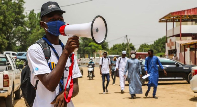 Chad: UN rights office profoundly disturbed over violence against protesters