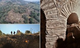 Gladiator arena from Roman era unearthed in Turkey