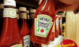 Ketchup did not 'test positive' for Covid-19