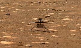 NASA delays Mars helicopter Ingenuity's 1st flight to April 14