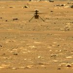 NASA's Ingenuity helicopter has taken its second flight on Mars