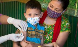 New UN-led global immunization push aims to save more than 50 million lives