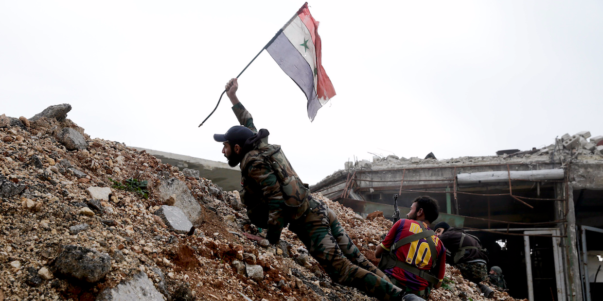 Revived peace process, lasting calm, and a new constitution needed in Syria