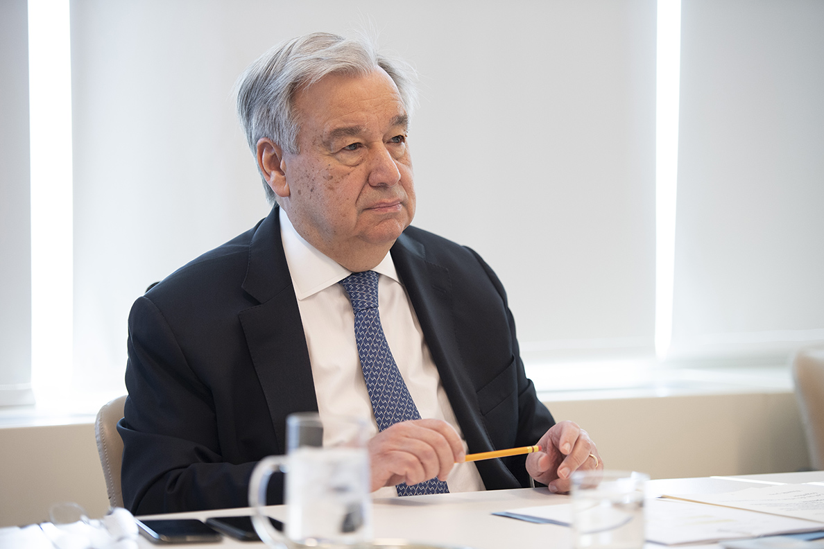 Use COVID-19 recovery to make inclusion 'a reality', UN chief says on World Day