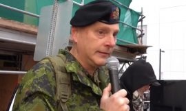 Canadian Forces charges reservist who spoke at rally about 'killer vaccine'