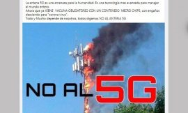 Claims about Russia, Covid-19 and 5G are almost all false