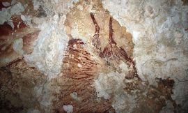 Climate change is speeding up the degradation of ancient rock art