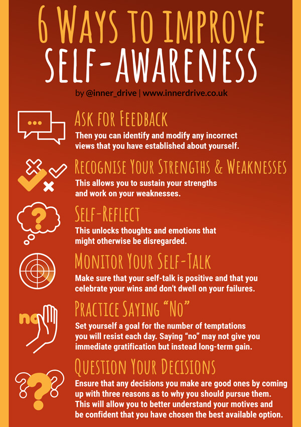 How to boost your self-awareness and make better decisions